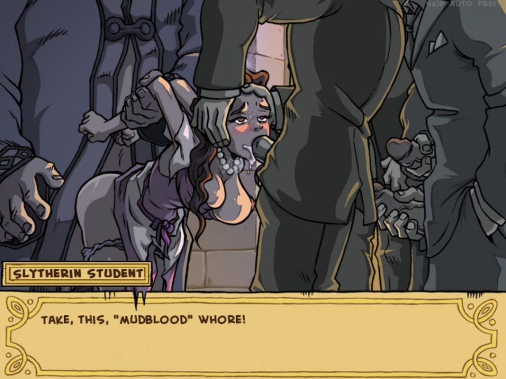 Harry potter porn game
