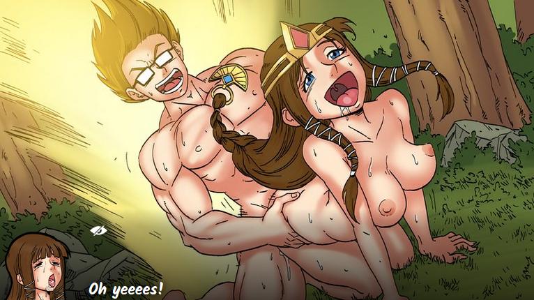 Harem hentai game