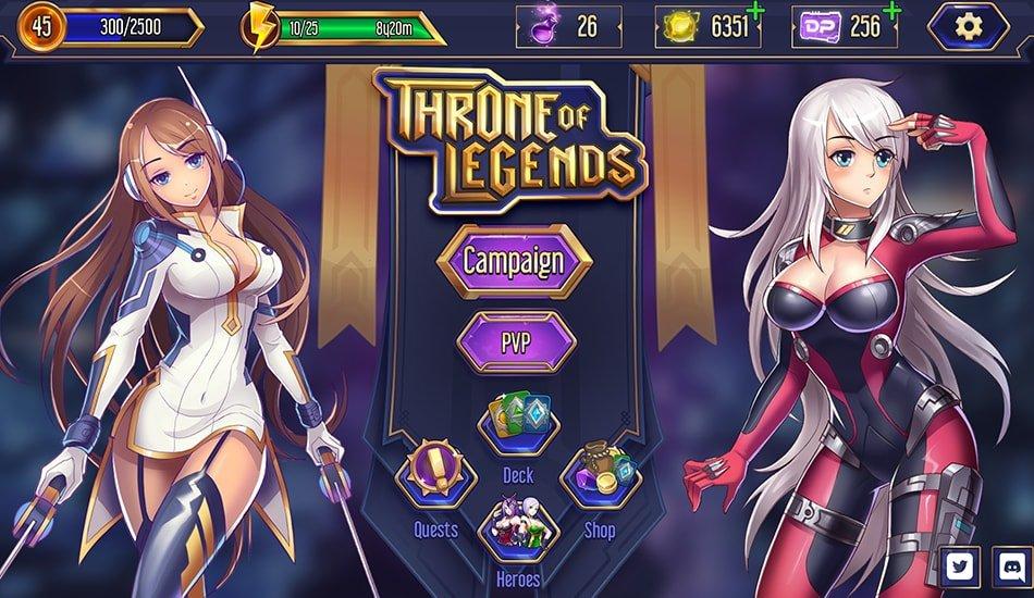 Throne of Legends 01