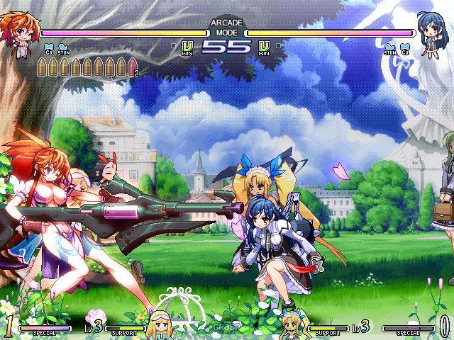 hentai fighting game