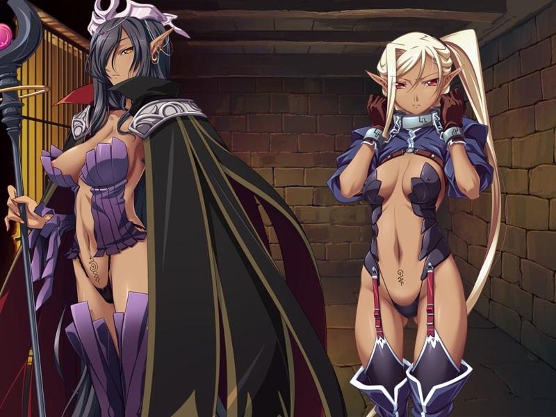 Hentai elf seks