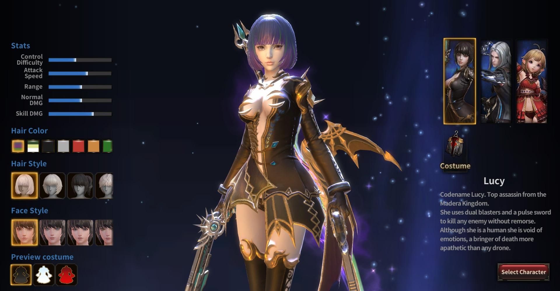 3D Hentai Game Video foxynite 3d hentai game nutaku screenshot 5 - hentai reviews
