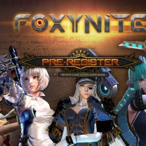 Free 3D Hentai RPG Foxynite Opens Pre-Registrations