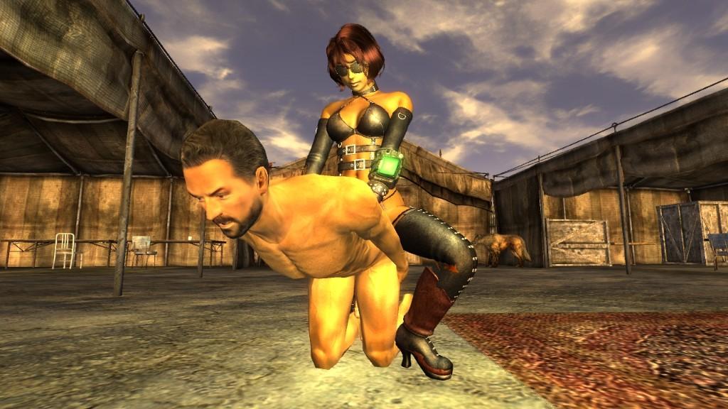 Fallout 3 new vegas моды секс