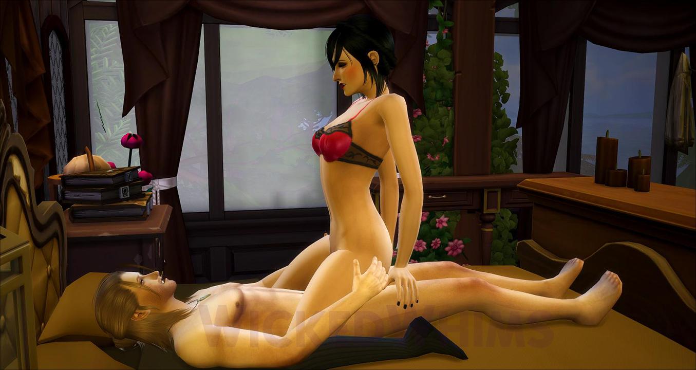 Симс 4 Секс
