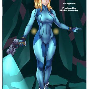 [Comic] Samus Aran's Alien Impregnation Creampie Fucktime – Textless