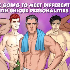 Gay Dating Sim Review: Booty Calls, Men at Work