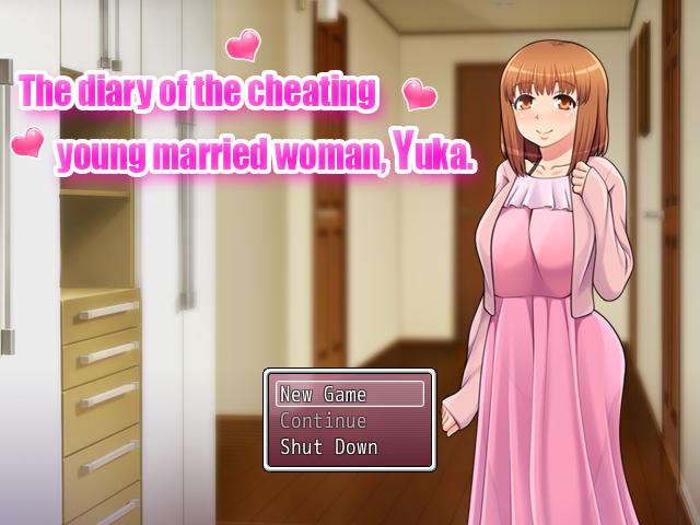 Hentai Game Review: Diary of Cheating Wife Yuka