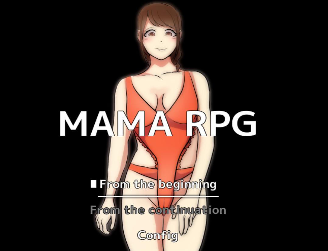 Porn Game Review: Mama RPG