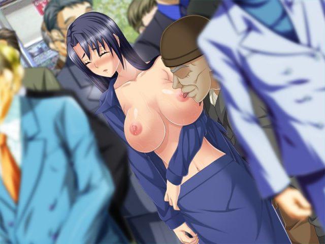 Train Molestation Hentai Game: To Catch a Predator