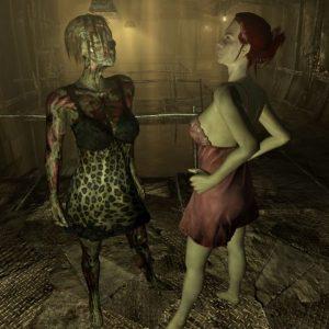 Fallout 3 Sex Mod: Seducing Women Adult Mod