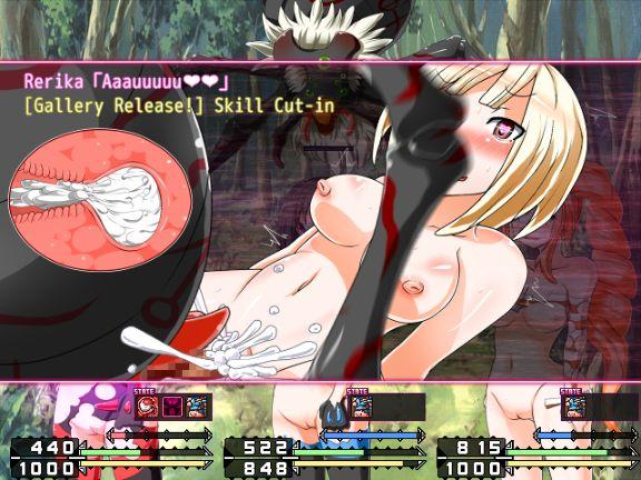 Hentai Monster Cock Anal