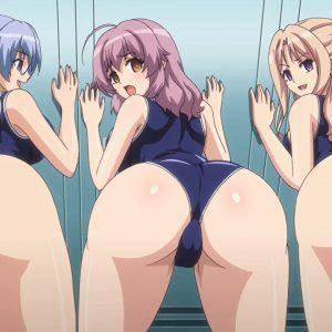 Hentai Anime Review: Gakuen de Jikan yo Tomare