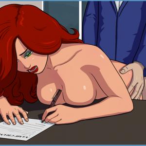 Free Corruption Porn Game Review: News Desk